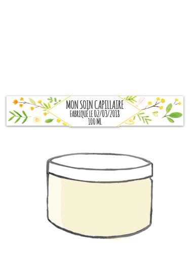 Etiquettez votre emballage