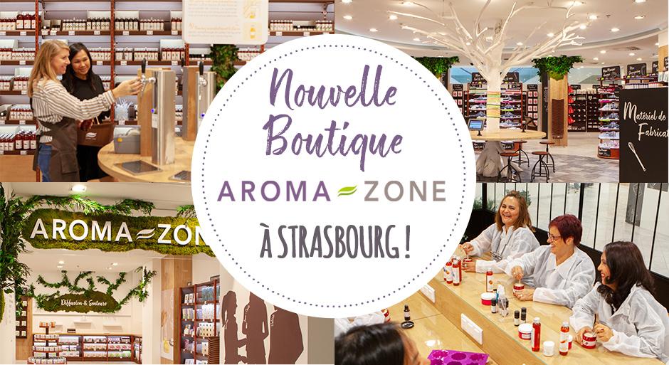 Nouvelle boutique à Strasbourg !