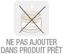Ne pas ajouter dans produit prêt