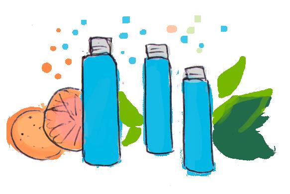 huiles essentielles et hydrolats contre les aphtes