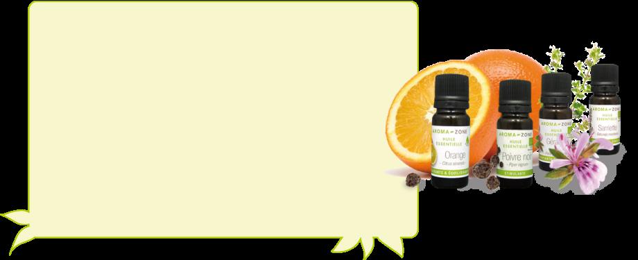 Provenance des huiles essentielles AZ
