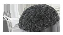 Eponge Konjac 100% fibre végétale