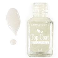 Top coat naturel brillance