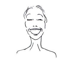 Gym musculaire du visage pour prévenir l'apparition des rides