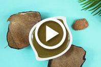 Vidéo : Shampooing végétal lissant & démêlant