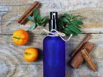 Spray d'ambiance purifiant Serpolet & Mandarine
