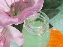 Gel douche fraîcheur Rhododendron & Mandarine verte