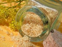 Pépites d'or à la Poire pour le bain