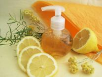 Savon visage et mains aux Tea-Tree & Citron purifiants