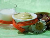 Crème de lait corporelle onctueuse au lait de Jument