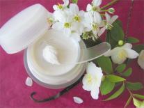 Crème de beauté pour les mains à l'Edelweiss