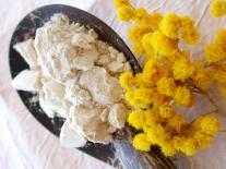 Shampooing sec Iris & Mimosa