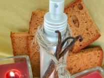 Spray d'ambiance de noël Sapin et Pain d'épices