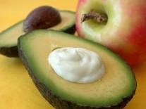 Soin corps à l'huile d'Avocat nutritive