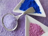 Sels colorés pour le bain : Bois de Hô