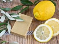 Savon d'Alep à l'huile d'Olive et Bergamote