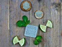 Savon Argiles & Menthe verte purifiantes pour les peaux à imperfections