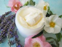 Crème aux huiles réparatrices de Ciste & Lavande