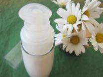 Soin fluide pour peaux délicates Framboise & Camomille