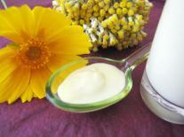 Lait apaisant visage et corps peaux délicates - Hélichryse & Calendula