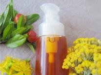 Huile de massage apaisante à l'huile essentielle de Gaulthérie spéciale