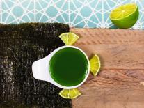 Masque minute aux algues détoxifiantes
