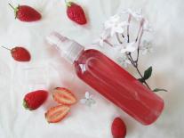 Eau vitaminée fraîche Jasmin & Fraises des Bois