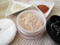 Poudre de teint aux 3 Argiles matifiantes pour peaux claires