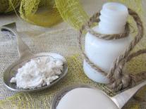 Masque pour peaux sensibles au Lait de Jument nutritif