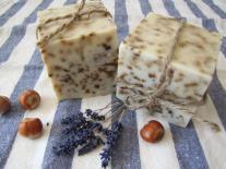 Pain de savon exfoliant Un Air de Provence