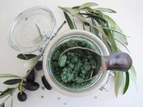 Sel de bain délassant aux plantes aromatiques