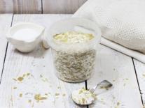 Lessive en poudre pour linge blanc