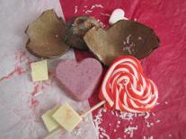Galet de bain Candy Heart