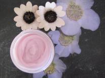 Crème onctueuse visage et corps « Rose de Noël »