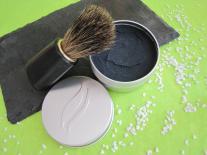 Savon à barbe au Charbon végétal purifiant