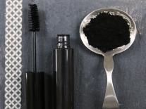 Mascara soin végétal Noir Charbon
