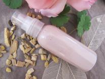 Lait sprayable parfumant pour le corps « Souffle divin »
