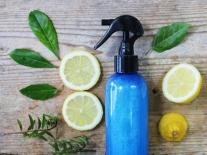 Spray assainissant fraîcheur sans alcool