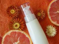 Crème au Pamplemousse pour peaux grasses
