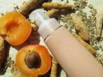 Crème visage Fleur d'oranger & Abricot aux actifs repulpants