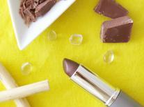 Rouge à lèvres gloss Chocolat givré