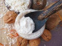Scrub Coconut tout doux pour le corps