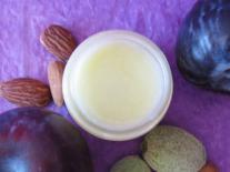 Baume mains & lèvres au beurre d'Amande nutritif