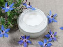 Crème visage anti-stress aux fleurs