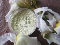 Poudre de Parfum Iris blanc