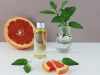 Huile de bain aromatique biphasée Source Energisante