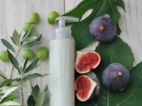 Crème de douche voluptueuse Olive & Figue