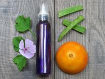 Spray disciplinant à la Guimauve & Aloe vera hydratants