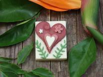 Savon jardin d'amour