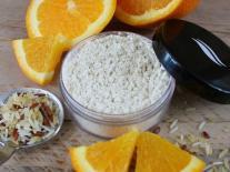 Poudre de massage Nuage de riz